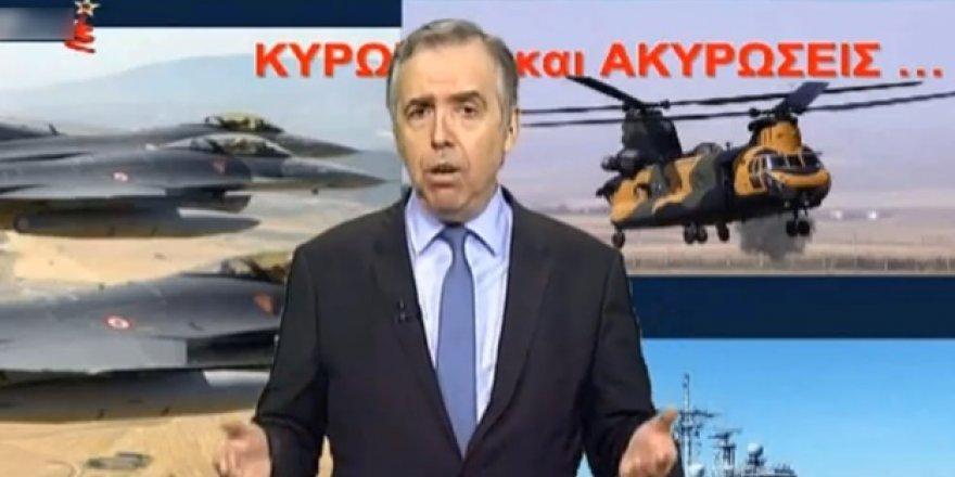 Uzay Programı'nı birde Yunan televizyoncudan dinleyelim
