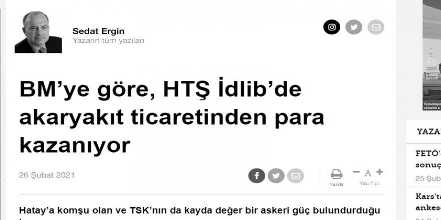 Türkiye'de medya HTŞ'nin Suriye'deki konumunu hala anlayamadı!