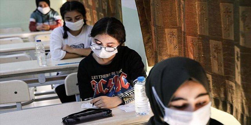 Liselerde yüz yüze sınavlar 8 Mart'tan itibaren yapılacak