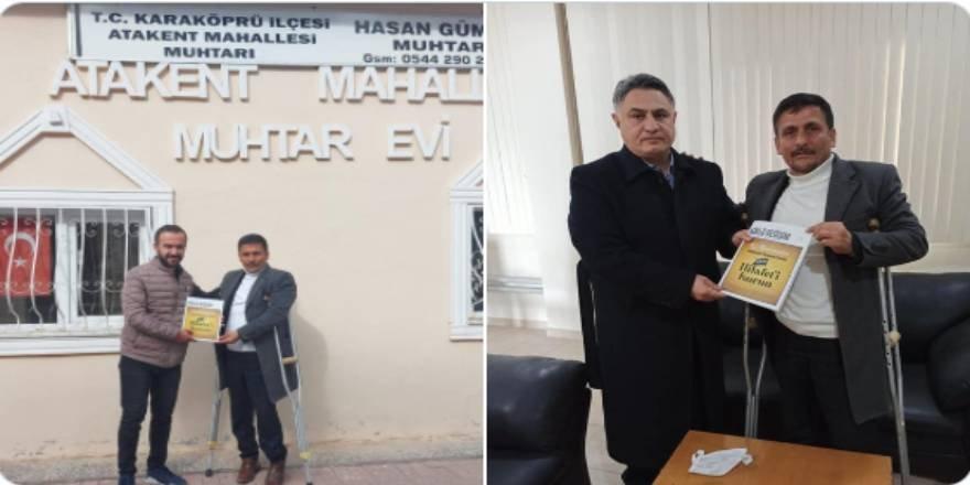 Hilafet konulu dergiyi dağıtan 11 Hizb-ut Tahrir üyesi gözaltına alındı