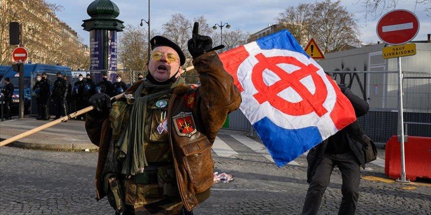 Fransa'da göçmen ve Müslüman karşıtı aşırı sağcı grup 'Generation Identitaire' feshedildi