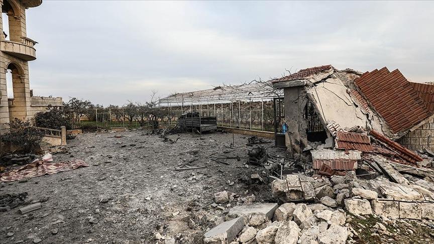 Esed rejiminin İdlib'e saldırısında 2 sivil öldü