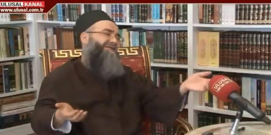 Cübbeli Ahmet, Perinçek abisinin kanalına konuştu!
