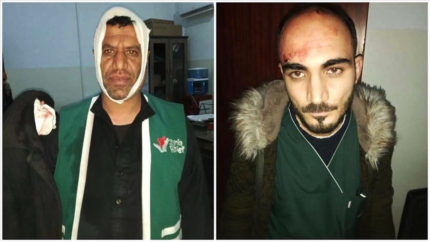YPG/PKK, Deyrizor'da hastane basarak 7 sağlık çalışanını alıkoydu