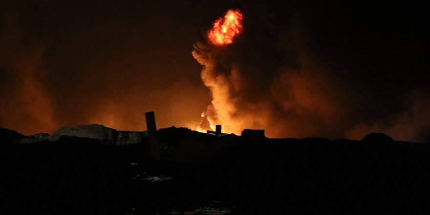 Suriye muhalefeti: Saldırının arkasında Rusya var