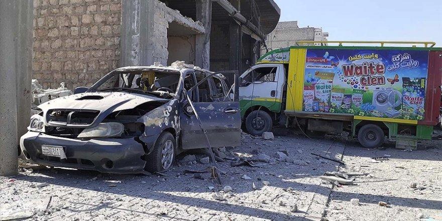 YPG/PKK, El-Bab'da sivillere saldırdı