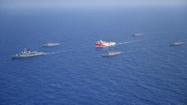 GKRY, Türkiye ile anlaşmadıkça doğal gaz satamaz