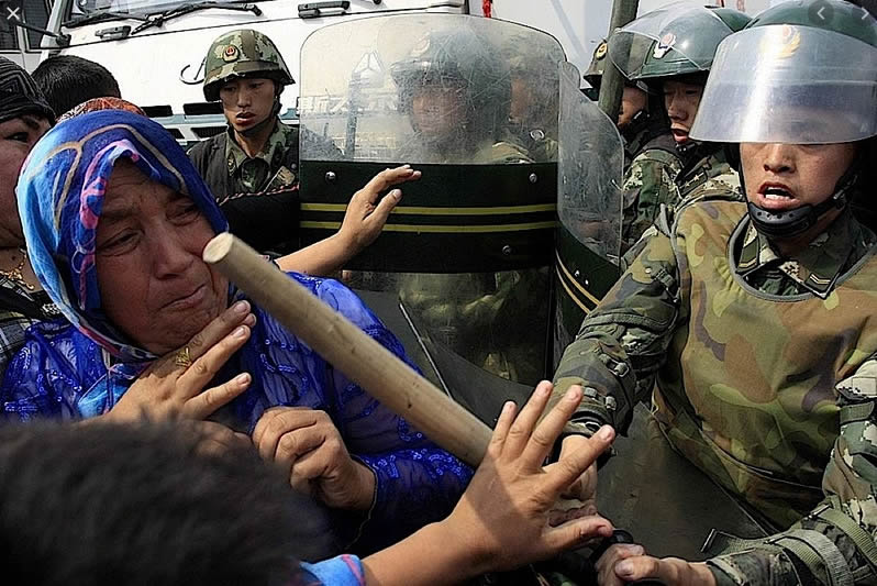 """""""Doğu Türkistan'da Kadın Olmak"""" eylemine davet"""