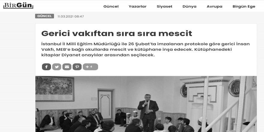 Sol-Kemalistler mescidleri hedef göstermeye devam ediyor!