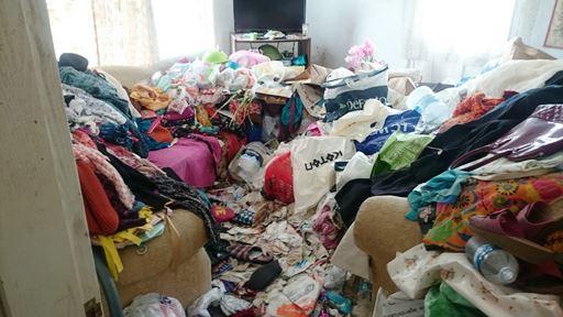 Çöp evlerde çöplüğe dönüşen ruhlar