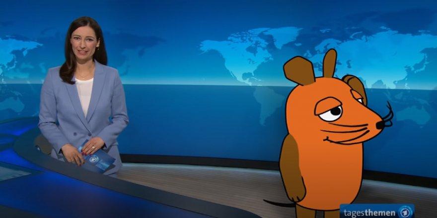 Almanya'da ırkçılar spiker Türkçe konuştuğu için vergilerini geri istiyor!