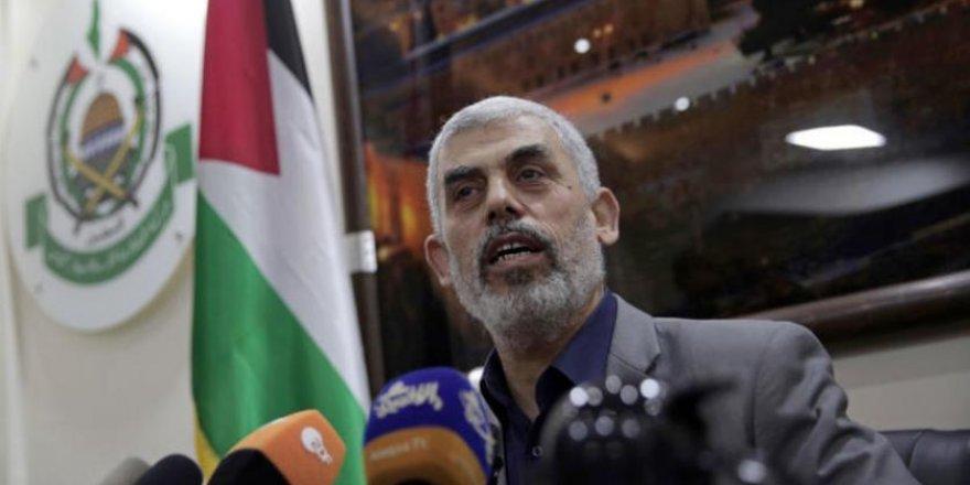 Yahya Sinvar yeniden Hamas'ın Gazze sorumlusu