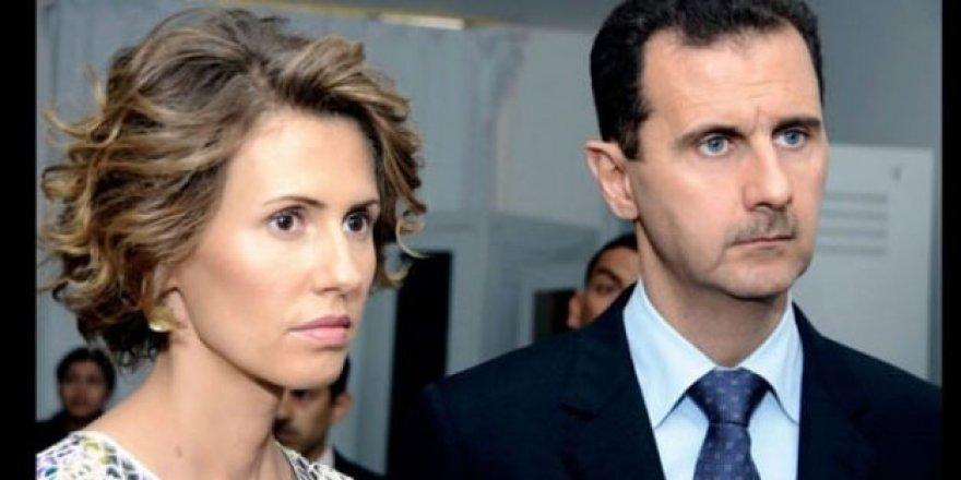 İngiltere'den Esed'in karısına kötü haber: Savaş suçlarından yargılanacak!
