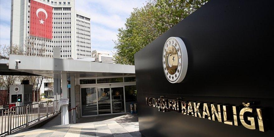 Dışişleri Bakanlığı: İslamofobi ile mücadeleyi gündemde tutma çabalarımız sürecek