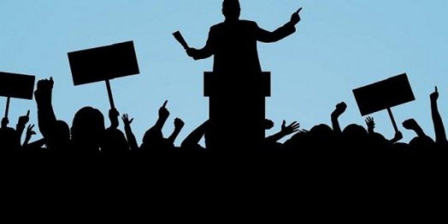 Siyaseti propagandadan ibaret olanlar halka ne verebilir?