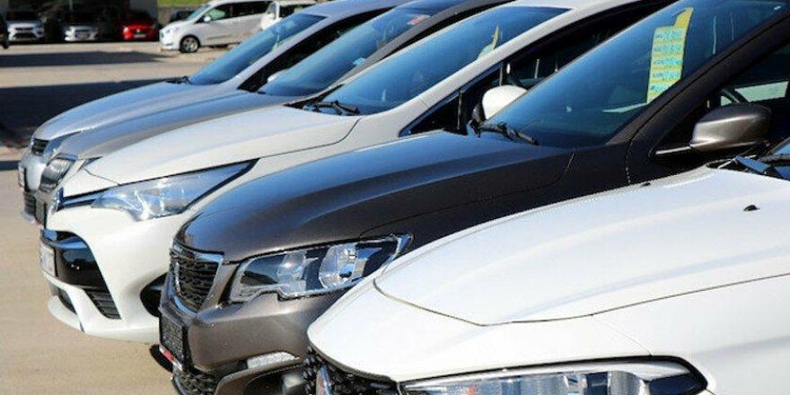 İkinci el online otomotiv satışları azaldı