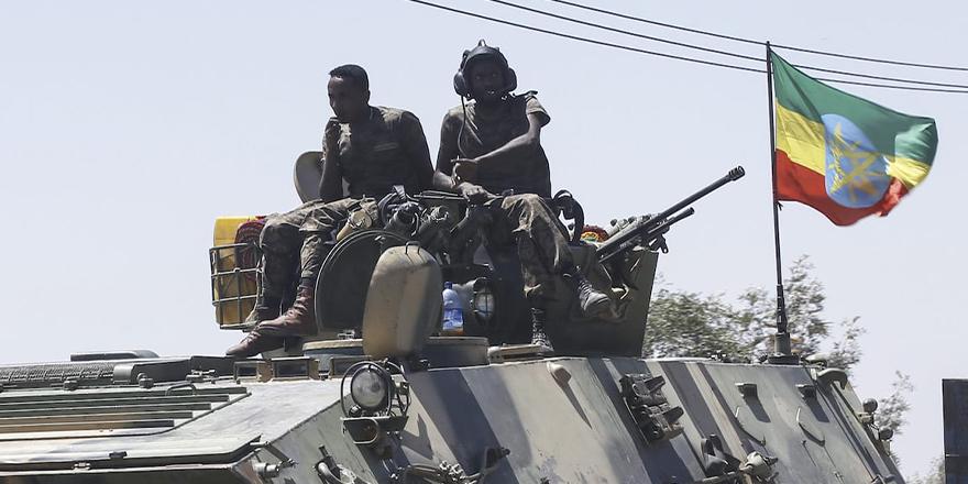 75.000'den fazla Etiyopyalı Sudan'a iltica etti
