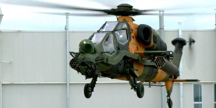 ATAK helikopter satışına ABD engeli