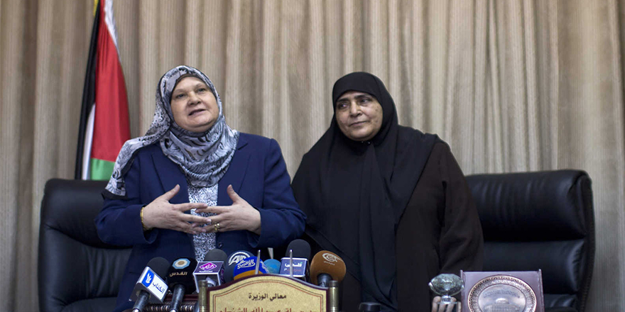 Hamas, tarihinde ilk kez politbürosuna bir kadını atadı