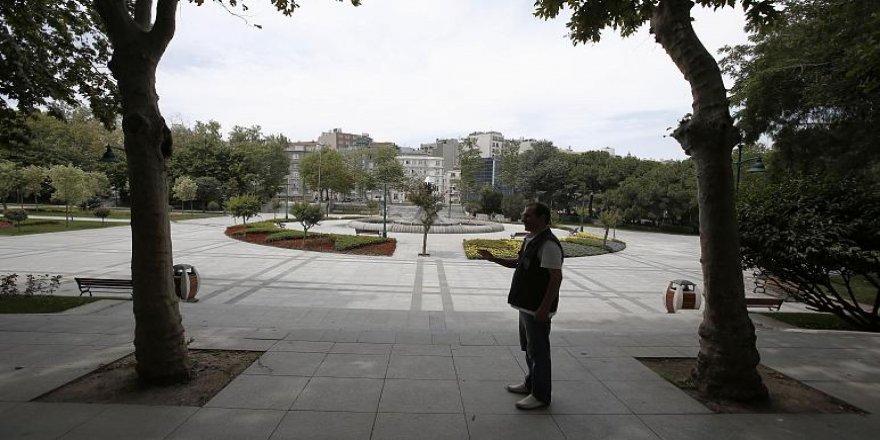 Gezi Parkı'nın mülkiyeti İBB'den alınıp vakfa devredildi