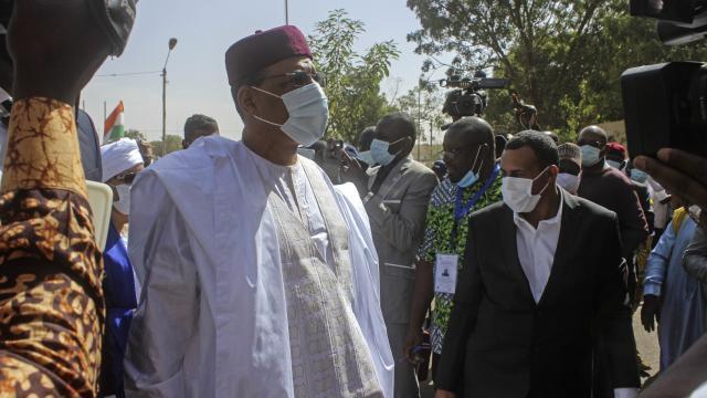 Nijer'in yeni Cumhurbaşkanı Mohamed Bazoum oldu
