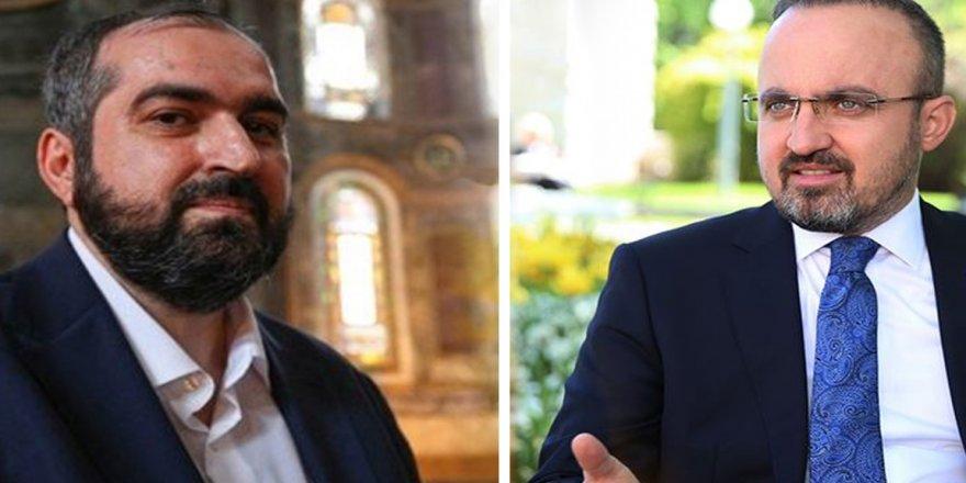 'Hoca camide!' repliğine katılan AK Partililer…