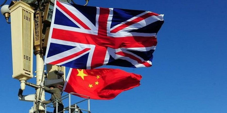 İngiltere de Çin'e yaptırım kararı aldı