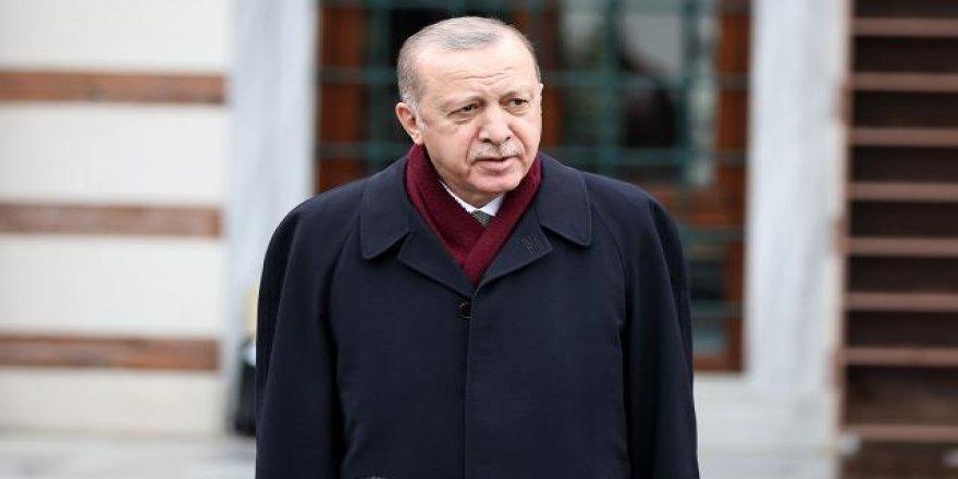 """Cumhurbaşkanı Erdoğan: """"İstanbul Sözleşmesi işi bitmiştir"""""""
