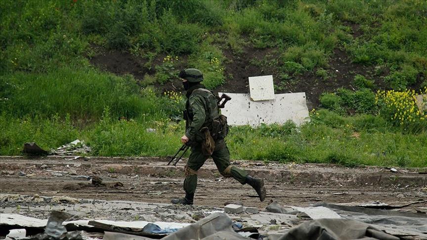 Donbas'ta Rusya yanlısı ayrılıkçıların saldırısında 4 Ukrayna askeri öldü