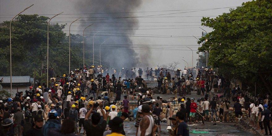 BM: Uluslararası toplumun Myanmar halkını 'vahşet suçlarından' koruma sorumluluğu var