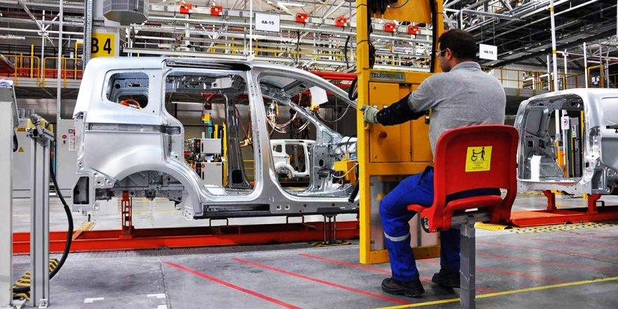 Tedarik sıkıntısı otomotiv piyasasında üretimi durdurdu
