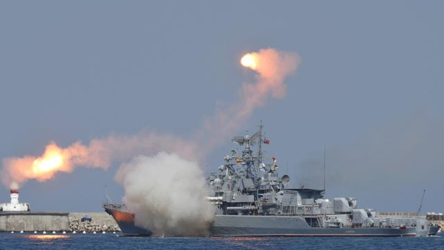 Rusya'dan, Karadeniz üzerindeki uçuşlara geçici kısıtlama