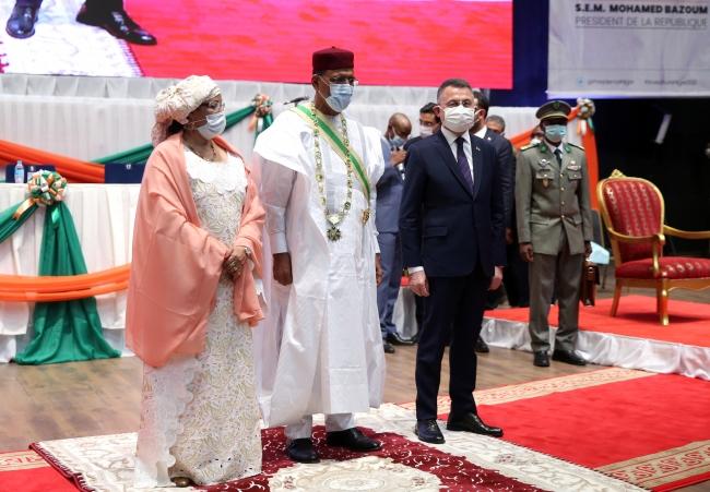Nijer'de Cumhurbaşkanı Mohamed Bazoum yemin ederek görevine başladı