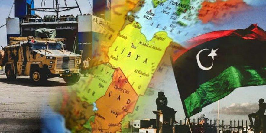 Libya'daki siyasi süreç Suriye'de de tekrar eder mi?