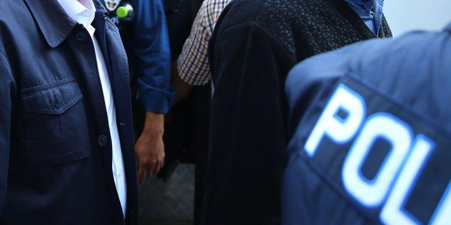 103 Amiral soruşturması kapsamında10 şüpheli gözaltına alındı