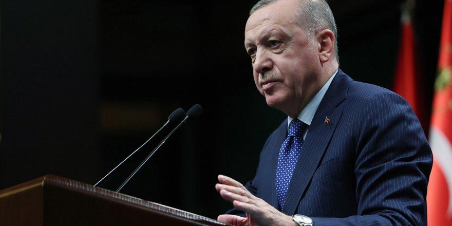 Cumhurbaşkanı Erdoğan Montrö Sözleşmesi ve Amiraller Bildirisini değerlendirdi