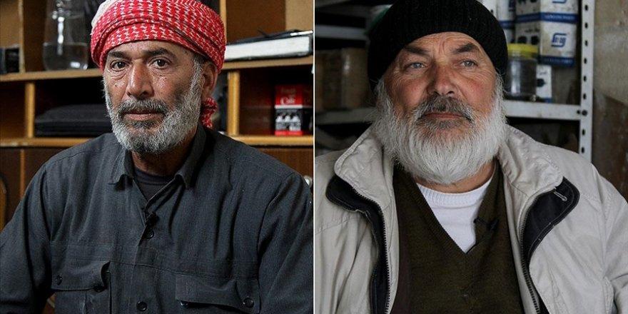 Şam'da Esed rejiminin kimyasal silah saldırısına tanıklık eden Dumalılar 3 yıldır adalet bekliyor