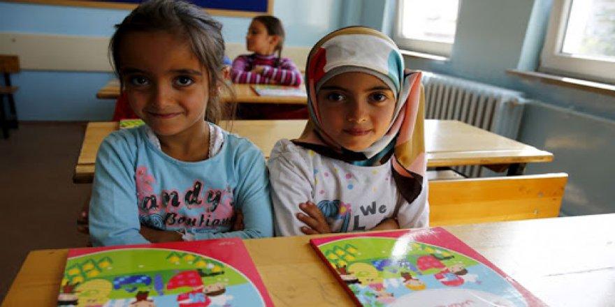 Suriyeli çocukların eğitim sorunları ve COVİD-19 süreci