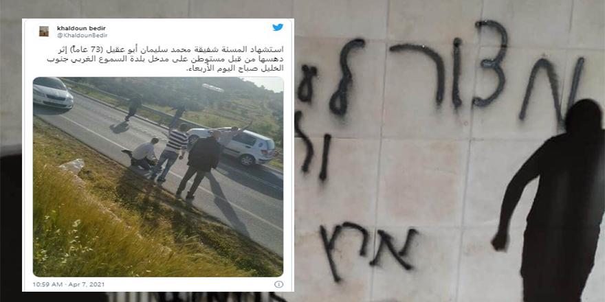 Yerleşimci katiller Filistinlileri öldürmeye devam ediyor