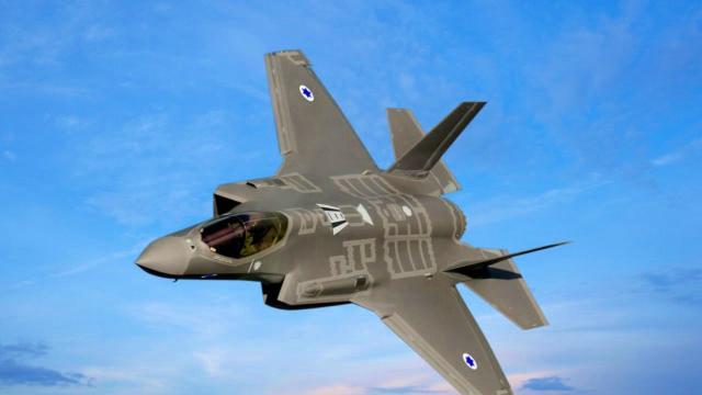İsrail ve GKRY Rus savunma sistemleri ile F-35'i birlikte kullandı