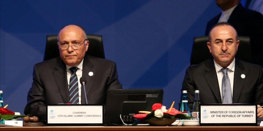 Türkiye-Mısır ilişkileri dışişleri düzeyinde devam ediyor