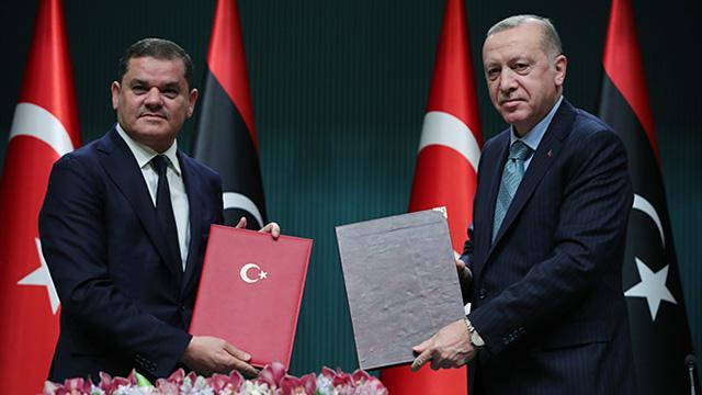 Türkiye ile Libya arasında anlaşmalar imzalandı