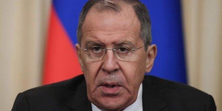 Lavrov'un üslubu Türkiye'nin Rusya karşısındaki ezik duruşunu göstermekte