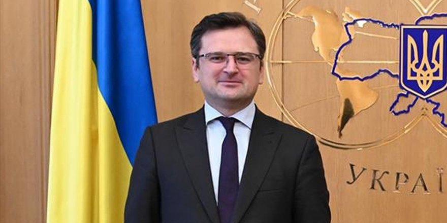Ukrayna Rusya'ya karşı NATO'dan askeri destek istiyor