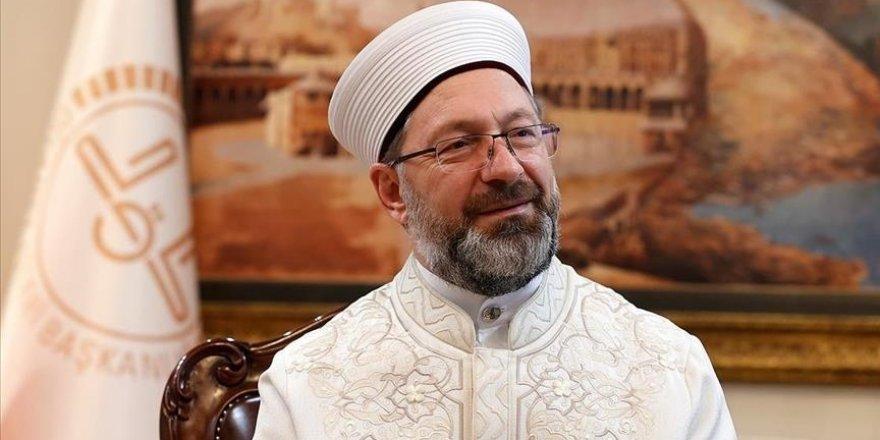 """""""Ramazanda mümkün olduğunca evleri mescit haline getirelim"""""""