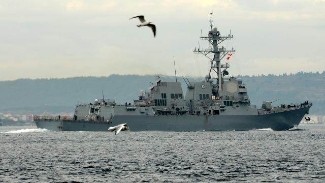 ABD savaş gemileri Boğazlardan geçmedi
