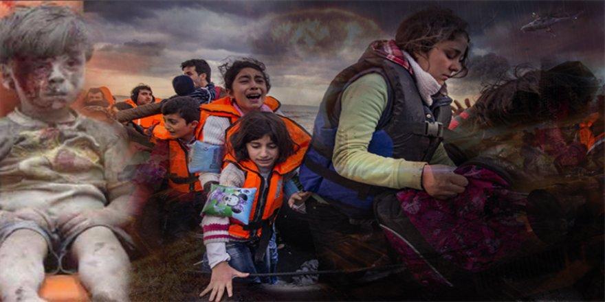 Esed'in kimyasal katliamları kanıtlanırken Avrupa, 'Suriye artık güvenli' diyor!