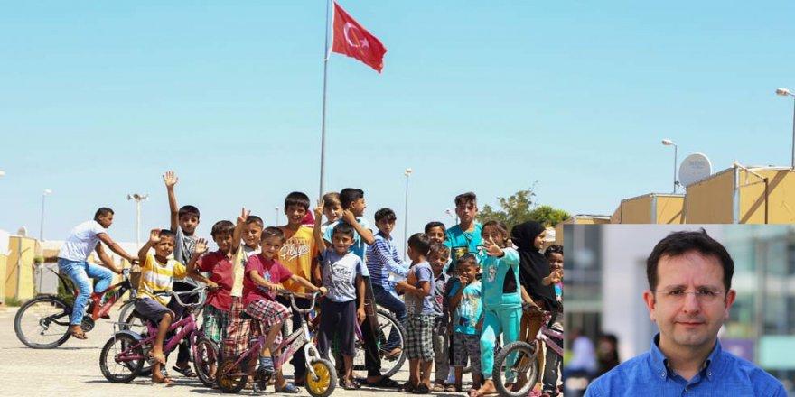"""""""Etnik ve kültürel homojenleştirme politikalarına karşı mülteciler bir nimet"""""""