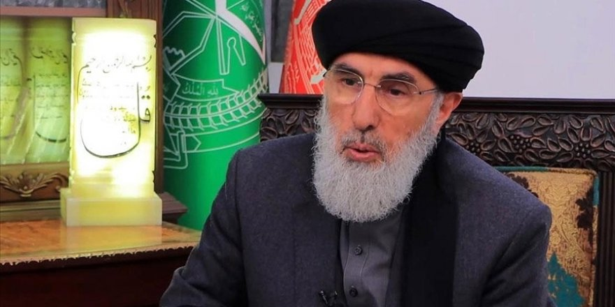 Hikmetyar: Taliban İstanbul Konferansına katılmalı