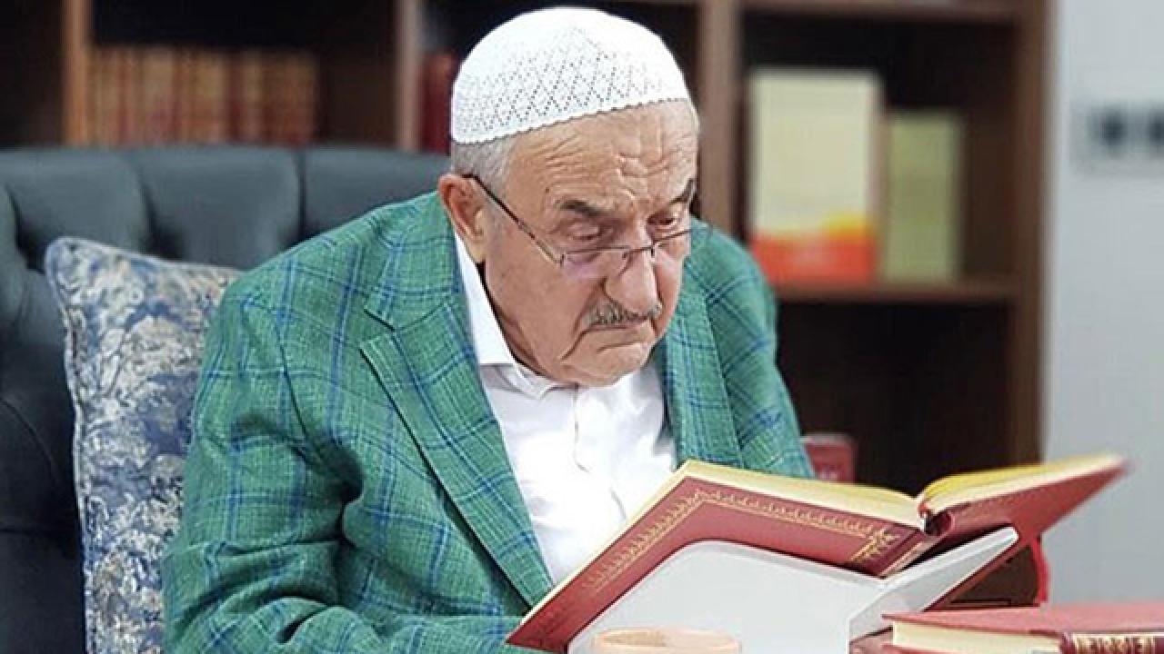 Said Nursi'nin talebesi Hüsnü Bayramoğlu vefat etti